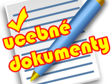učebné dokumenty